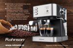 Кафемашина за еспресо R-982