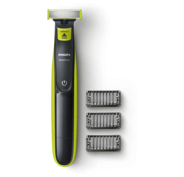 Уред за подстригване, оформяне и бръснене Philips OneBlade (QP2520/20)