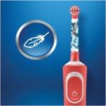 Детска електрическа четка за зъби Oral-B D100, Star Wars + Калъф-Copy