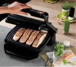 Tefal GC712834, Optigrill+ Black, 600cm2 cooking surface, automatic cooking sensor, 6 automatic programs, 4 adjustable temp., cooking level indicator, non-stick die-cast alum. Plates-Copy