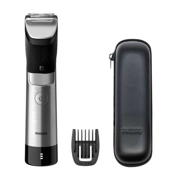 Тример за брада Philips Beard Trimmer 9000 Prestige (BT9810/15)