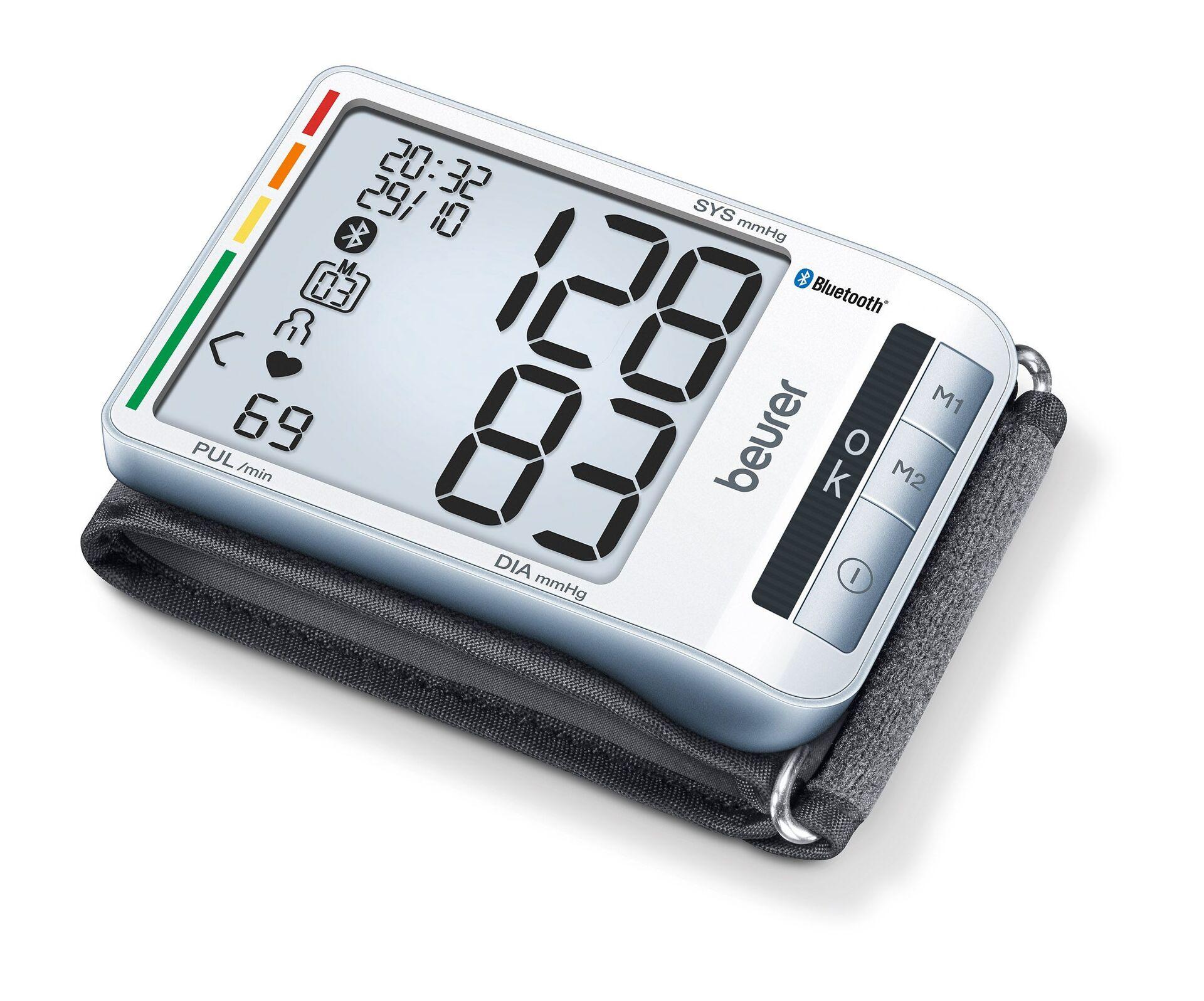 Апарат за измерване на кръвно налягане Beurer (BC 85) - ofisitebg.com