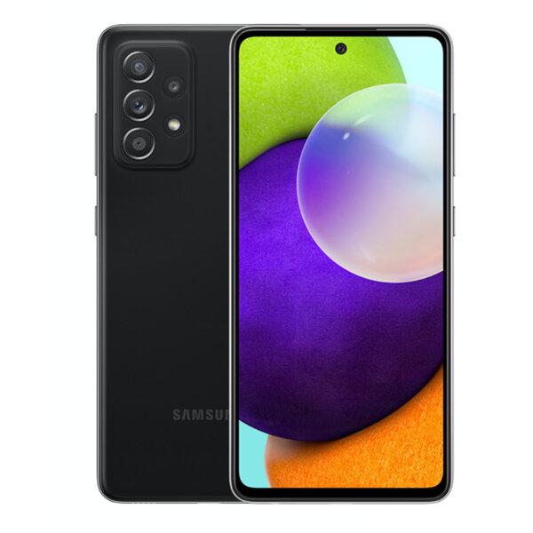 Samsung Galaxy A52, 128GB, Dual SIM, Awesome Black