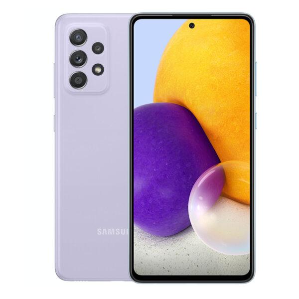 Samsung Galaxy A72, 128GB, Dual SIM, Awesome Violet