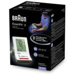 Електронен Апарат за измерване на кръвно налягане BRAUN BP6000