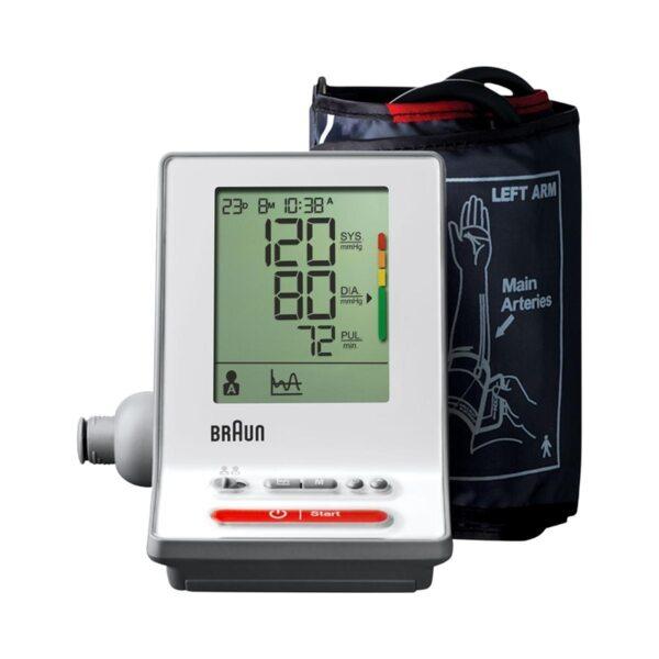 Апарат за измерване на кръвно налягане Braun ExactFit 3 (BP6000)