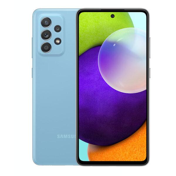 Samsung Galaxy A52, 128GB, Dual SIM, Awesome Blue