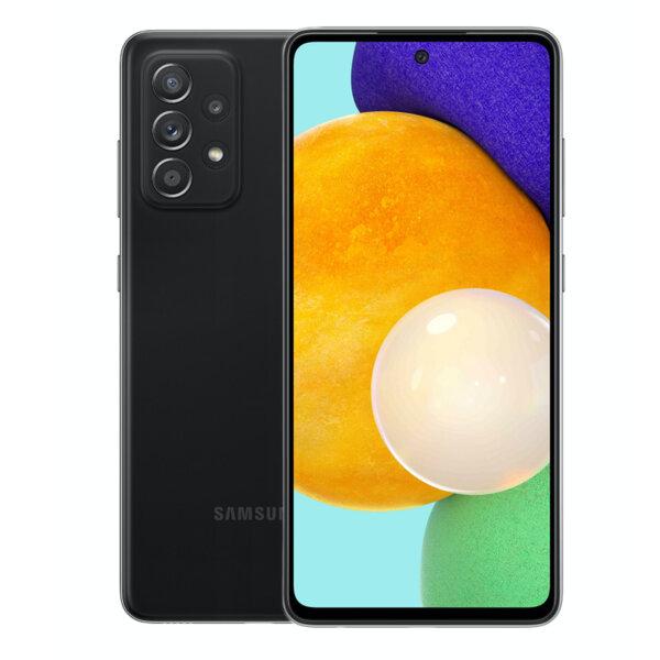 Samsung Galaxy A52 5G, 128GB, Dual SIM, Awesome Black