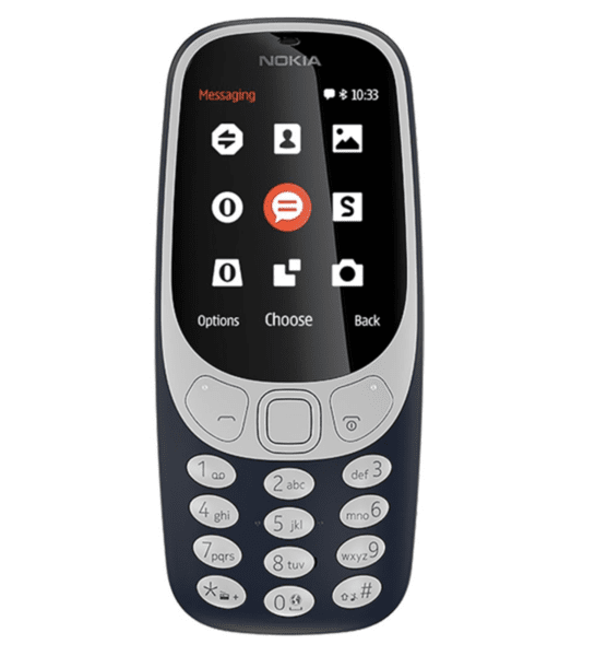 Nokia 3310, Dark Blue
