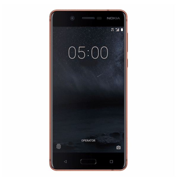 Nokia 5, 16GB, Dual SIM, Copper