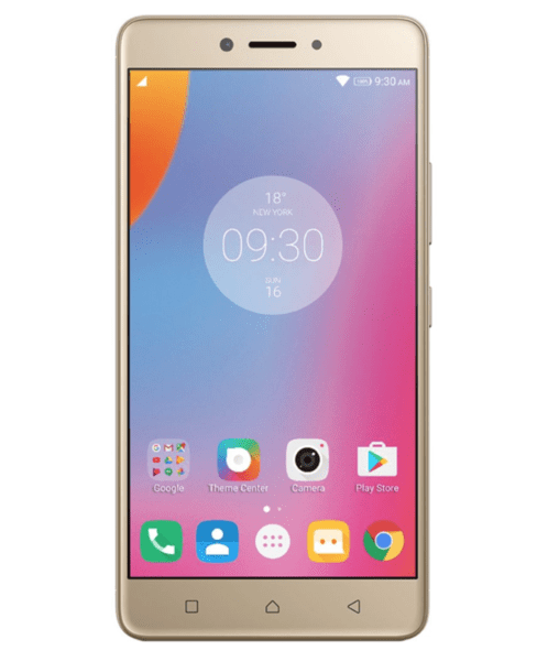 Lenovo K6 Note, Dual Sim, 32GB, Gold