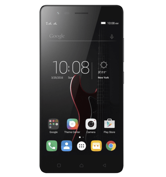 Lenovo Vibe K5, Dark Gray, 16GB