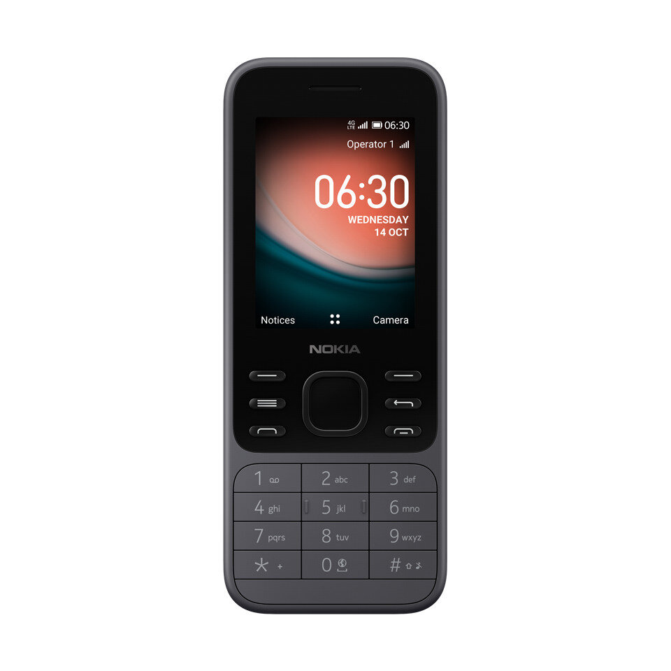Nokia 6300 4G, Dual SIM