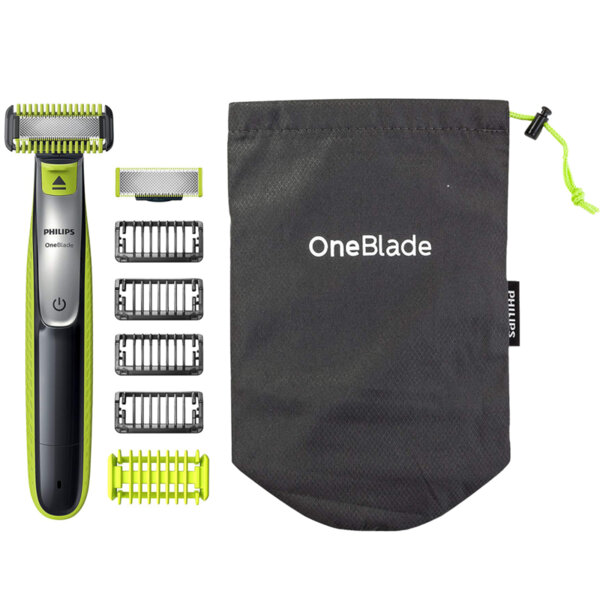 Тример Philips One Blade Pro Face + Body (QP2630/30)