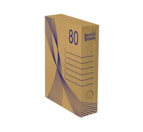 Архивна кутия B2B 350x250x80 mm