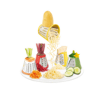 Кухненско електрическо ренде Tefal Fresh Express+ (MB756G31) - ofisitebg.com