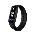 Xiaomi Mi Smart Band 6, Global Version, Черен