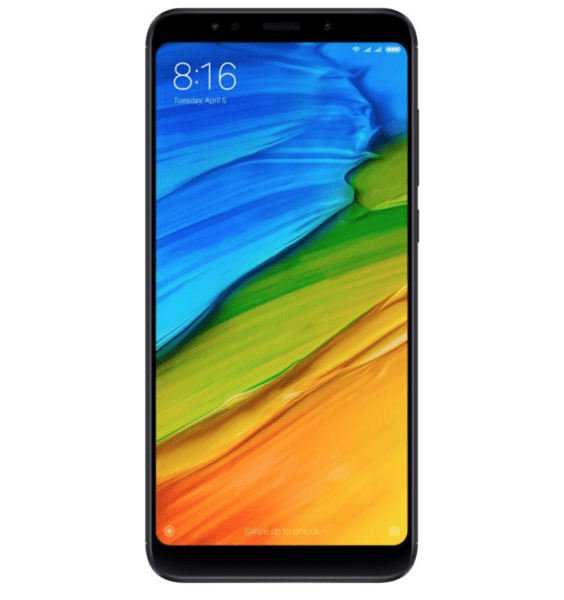 Xiaomi Redmi 5, Dual SIM, 16GB, Black