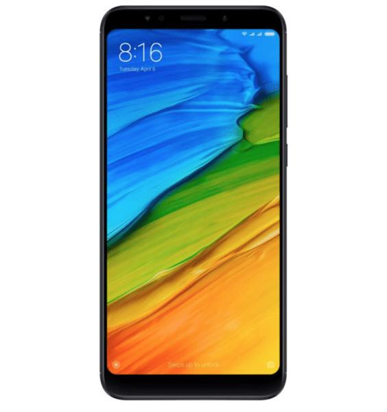 Xiaomi Redmi 5, Dual SIM, 16GB, Black