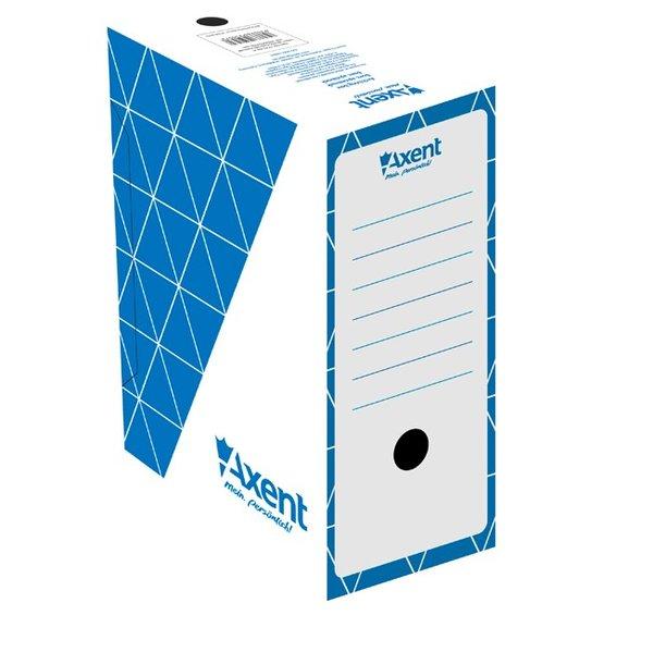 Архивна кутия картон Axent 350x255x100 mm