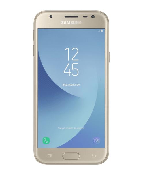 Samsung Galaxy J3 2017, Gold