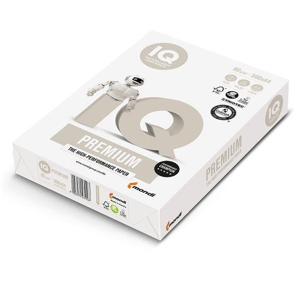 Хартия IQ Premium Triotec A4 500 л. 80 g/m2