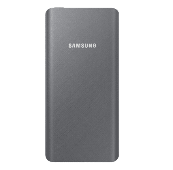 Samsung Power Bank EB-P3020, 5000mAh, Тъмно сив