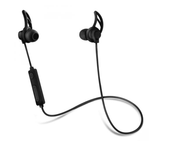 Bluetooth слушалки с тапи и Микрофон ACME BH101, Черни