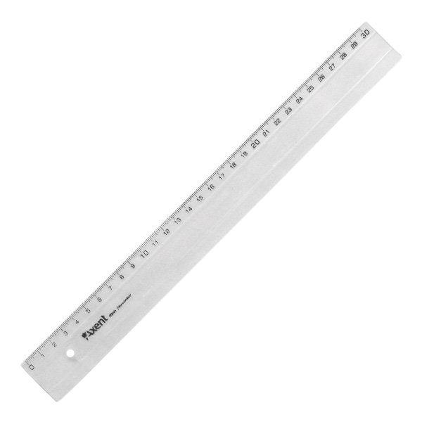 Линия Axent 30 cm прозрачна