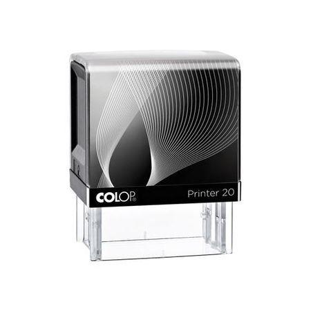 Автоматичен печат COLOP Printer 20, Черен