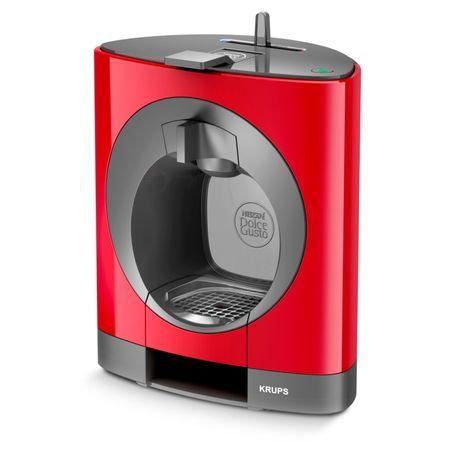 Еспресо машина Krups Nescafe Dolce Gusto KP110T10 Oblo, 1500W, 15 бара, 0.8 л, Капсули