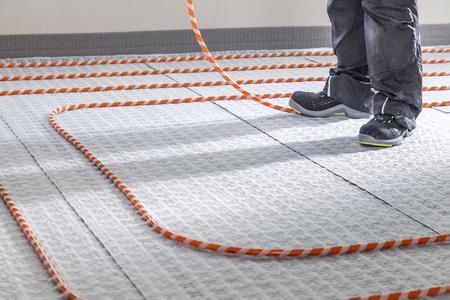 За първи път в България подово отопление REHAU SPEED