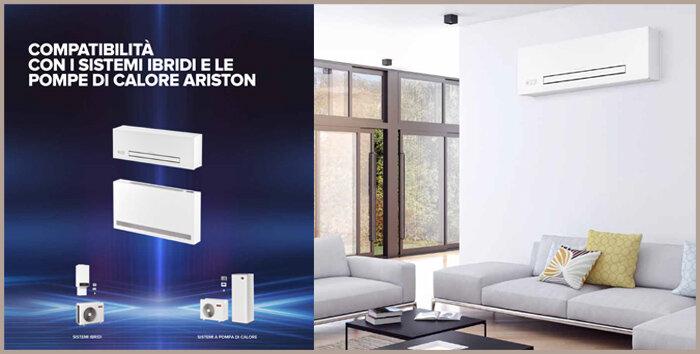 Nimbus Aquaslim: Новите вентилаторни конвектори на Аристон