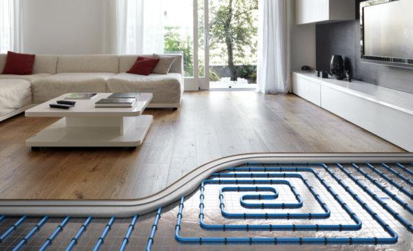KAN - Therm - подово отопление, тръби и фитинги Изображение