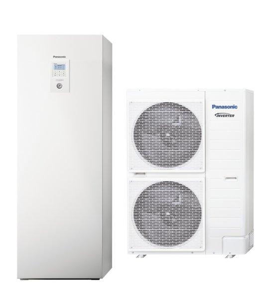 Термопомпа въздух вода Panasonic Aquarea All in One T-CAP 16 kW