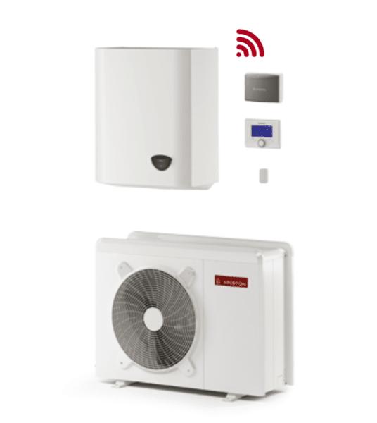 Термопомпа Ariston Nimbus Plus 50 S NET