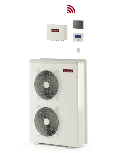 Термопомпа Ariston Nimbus Pocket 90 M Т NET