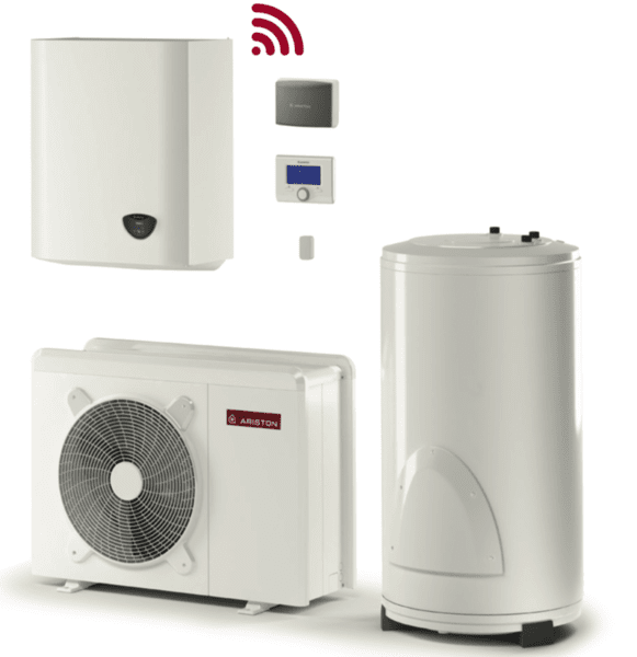 Термопомпа Ariston Nimbus FLEX 110 S T 300 NET