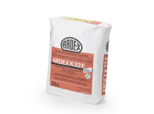 Саморазливна замазка за подово отопление ARDEX K22