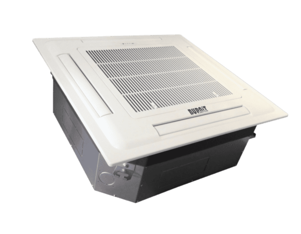 Вентилаторен конвектор касетъчен тип