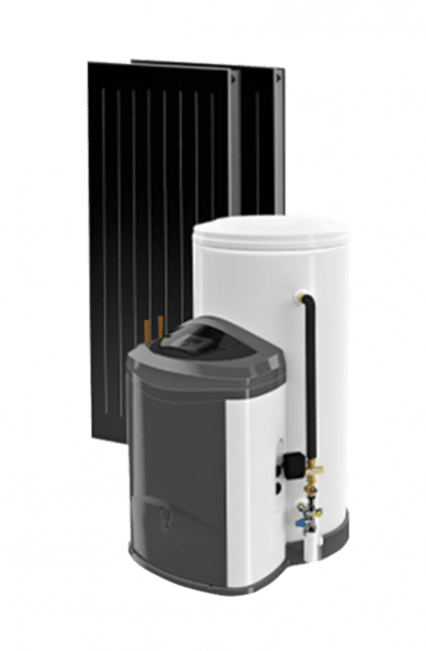 Соларна система KAIROS FAST CD1 200/2 CF-1 TT