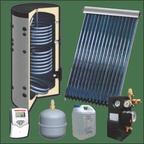 Соларна система SON + VTC – 500 л