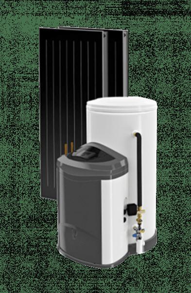 Соларна система KAIROS FAST CD1 300/2 CF-1 TT