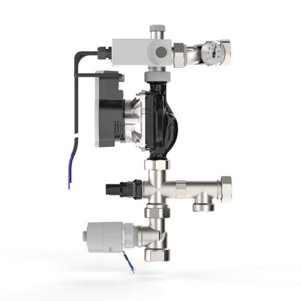 Помпена група REHAU Regelset Flex 0-10 V