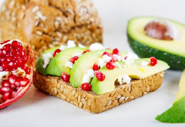 Вкусен сандвич с авокадо
