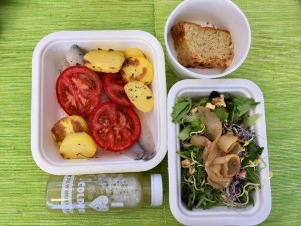 Lunch Menu - VEGETARIAN
