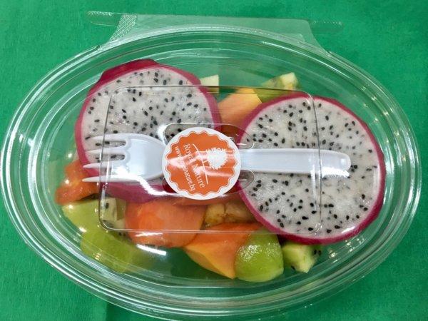 Екзотична плодова салата - 250 гр.