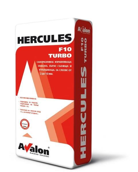 АВАЛОН САМОРАЗЛИВНА ПОДОВА ЗАМАЗКА HERCULES N-10