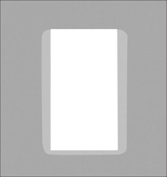 Inter Ceramic ОГЛЕДАЛО НАРЦИС R 62 (45 X 60)