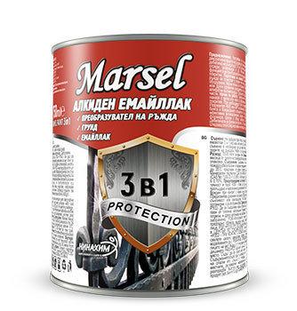 НИНАХИМ МАРСЕЛ АЛКИДЕН ЕМАЙЛЛАК 3 В 1 СВ.СИВ  2.5Л